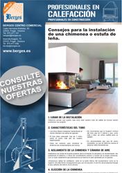 Flyer Calefacción - Berges